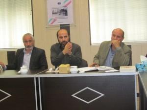 گزارش تصویری جلسه کمیسیون فرهنگی شورای اسلامی شهر خامنه
