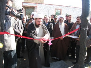 گزارش تصویری افتتاح پارک محله ای کودکان