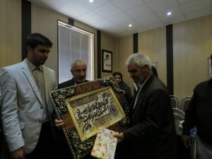 تجلیل از بازنشستگان شهرداری