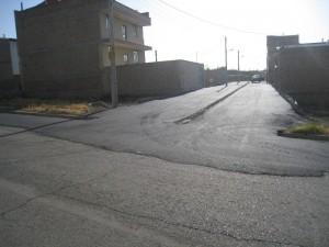 پروژه آسفالت ریزی محلات و خیابان ها
