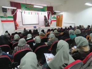 همایش پیشگیری از اعتیاد و آسیبهای اجتماعی در شهر خامنه برگزار گردید