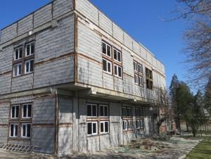 ساختمان جدید شهرداری با پیشرفت فیزیکی ۷۰ درصد در دست اجرا می باشد