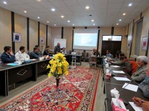 برگزاری کلاسهای آموزشی امداد و نجات برای کارکنان شهرداری