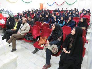 """اولین همایش """"سبک زندگی سالم"""" در شهر خامنه برگزار گردید"""