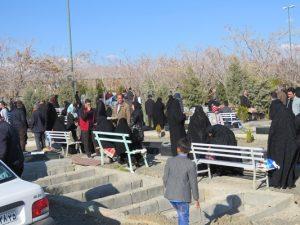 تقدیر اعضای شورای اسلامی شهر خامنه از شهروندان و خیرین بزرگوار شهر