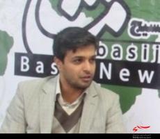 شهردار خامنه در گفت و گو با خبرگزاری بسیج: فضای مجازی سلاح جدید دشمن در جنگ نرم