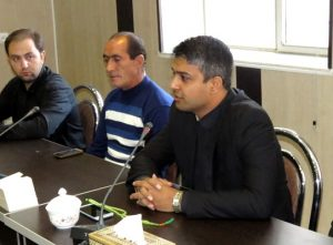 مهندس شریفی: تلاش برای توسعه و پیشرفت شهر خامنه سرلوحه سه و نیم سال خدمتم در این شهر بود