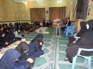 نشست آموزشی حفاظت از محیط زیست به مناسبت روز جهانی زمین پاک در شهر خامنه برگزار شد.