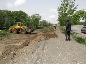 شهردار خامنه از اجرای عملیات پیاده روسازی و استانداردسازی پیاده روها در سطح معابر شهری خامنه خبر داد.