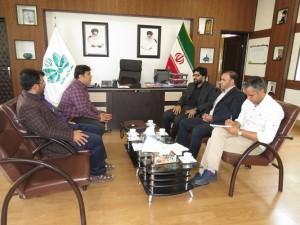 شهردار خامنه: پروژه احیاء، مرمت و بازسازی مقبره حسین خان میرپنج و محوطه آن عملیاتی می شود.