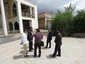 شهردار خامنه از سهل انگاری ها و بی توجهی های صورت گرفته در مورد مسجد تاریخی میرپنج انتقاد کرد