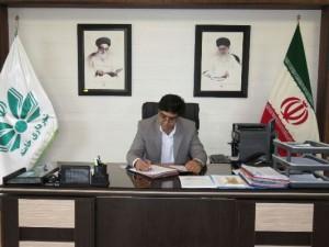 پیام تبریک شهردار خامنه به مناسبت فرارسیدن عید سعید فطر