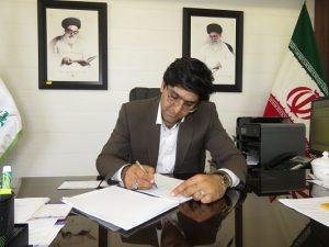 پیام تبریک شهردار خامنه به مناسبت روز خبرنگار