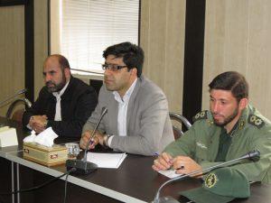 جلسه هماهنگی ستاد برگزاری راهپیمایی ۱۳ آبان در شهر خامنه تشکیل شد.