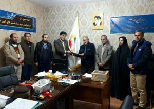 بودجه پیشنهادی سال ۹۸ شهرداری خامنه به شورای اسلامی شهر تقدیم شد