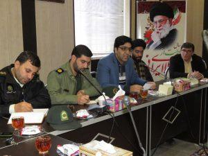 جلسه هماهنگی ستاد برگزاری مراسم گرامیداشت چهلمین سالگرد پیروزی انقلاب اسلامی و ایام الله دهه فجر شهر خامنه تشکیل شد