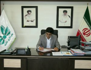 پیام تبریک شهردار خامنه به مناسبت هفته سربازان گمنام امام زمان(عج)