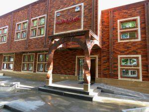 شهرداری خامنه برای به عنوان دستگاه اجرایی برتر در حوزه گردشگری شهرستان شبستر انتخاب شد