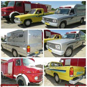 یک دستگاه خودروی آمبولانس حمل متوفی مجهز به یخچال توسط شهرداری خامنه خریداری شد