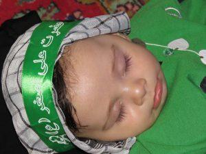 گزارش تصویری؛ همایش بزرگ شیرخوارگان حسینی در شهر خامنه برگزار گردید