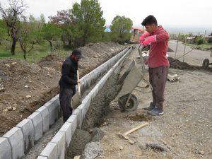 گزارش تصویری؛ عملیات اجرایی فاز اول پروژه تکمیل کمربندی رسالت و رینگ شهری خامنه
