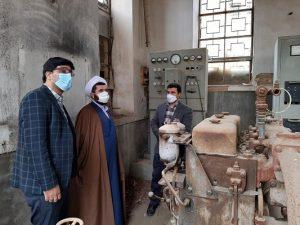 اولین موزه برق استان در شهر خامنه احداث می شود