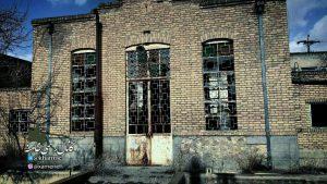 ساختمان قدیمی اداره برق شهرداری خامنه ثبت ملی می شود